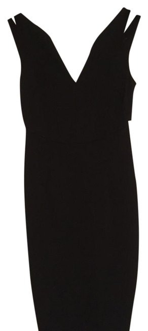 Preload https://img-static.tradesy.com/item/20228901/asos-black-above-knee-cocktail-dress-size-4-s-0-1-650-650.jpg