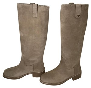 Tory Burch New With Box Dust Bag Tan Boots