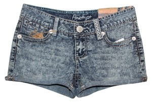 Mini/Short Shorts Denim Blue