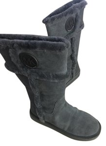 Michael Kors Smoke Gray Boots