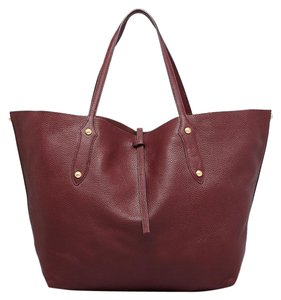 Annabel Ingall Large Isabella Tote in Eggplant