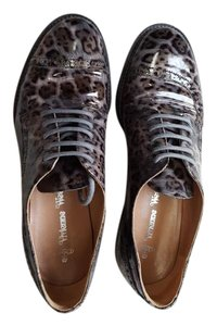 Vivienne Westwood Loafer Oxford Gray Flats