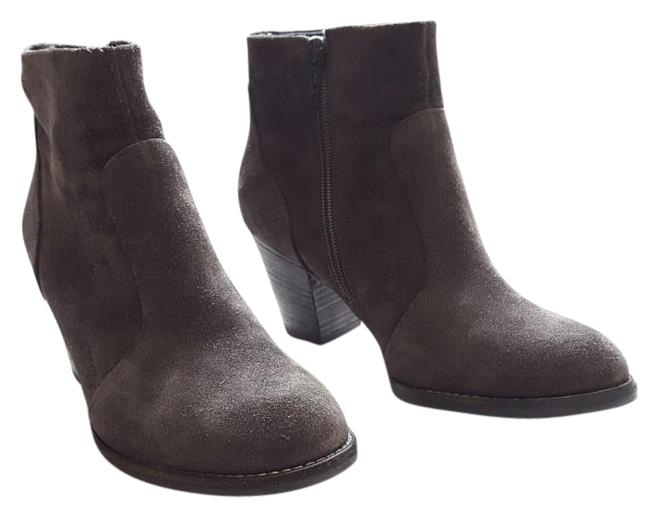 Item - Riley Suede Boots/Booties Size US 7.5 Regular (M, B)