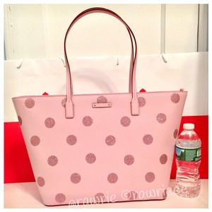 Kate Spade Oversized Large Tote Zip Top Laptop Bag