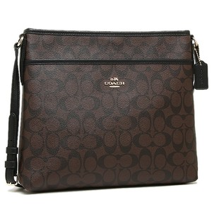 Coach Monogram Classic Canvas Cross Body Bag