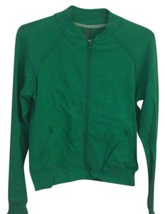 Lululemon green jacket