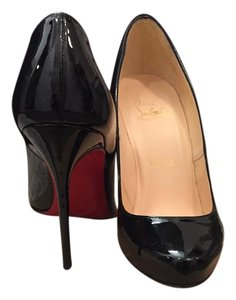 Christian Louboutin Rolando Black Pumps