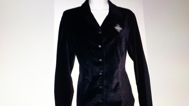 Harley Davidson Shirt Button Down Shirt Black