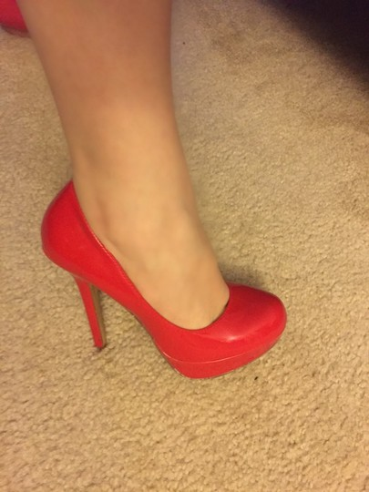 Forever 21 Red Pumps