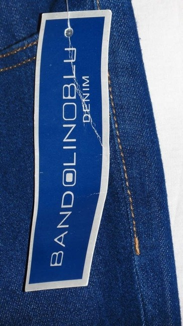Bandolino Straight Leg Jeans-Medium Wash