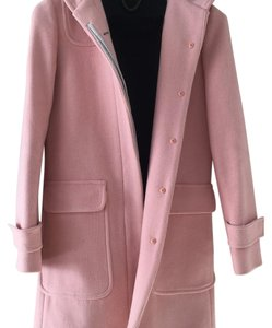 J.Crew Hooded Pea Coat
