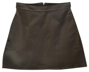 Zara Mini Skirt Olive