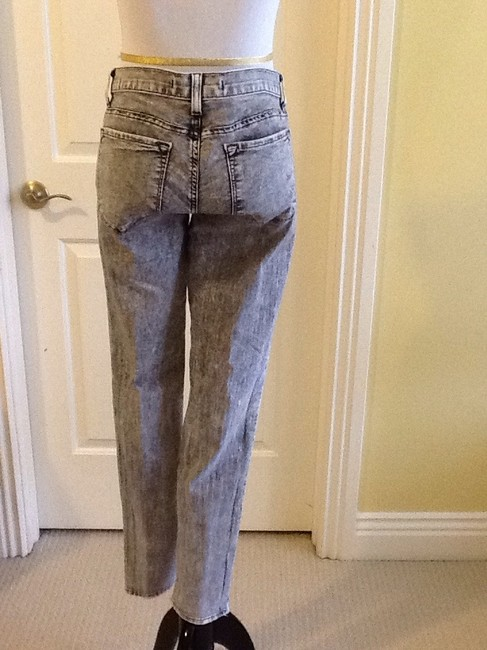 J Brand Cotton Machine Washable Made In Usa Lycra Skinny Jeans-Light Wash Image 2