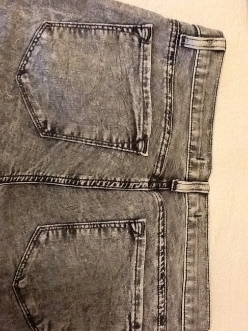 J Brand Cotton Machine Washable Made In Usa Lycra Skinny Jeans-Light Wash Image 4