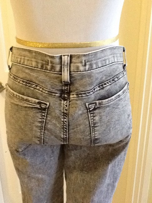 J Brand Cotton Machine Washable Made In Usa Lycra Skinny Jeans-Light Wash Image 7