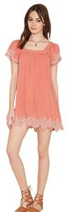 Forever 21 short dress Lobster bisque on Tradesy