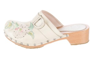 Dior Embroidered Clog multicolor Mules