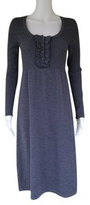 Boden Knit Sweater Wool Pull-on Dress