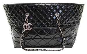 Chanel In The Mix Tote in Black