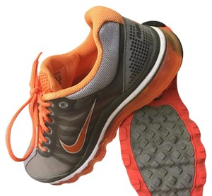 Nike Grey & Orange Athletic