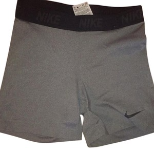Nike Black and Gray Shorts