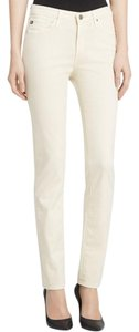 AG Adriano Goldschmied The Stilt Stretch Modal Soft Skinny Jeans-Light Wash