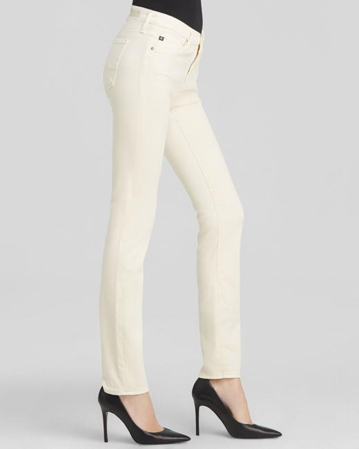 AG Adriano Goldschmied The Stilt Stretch Modal Soft Skinny Jeans-Light Wash Image 1