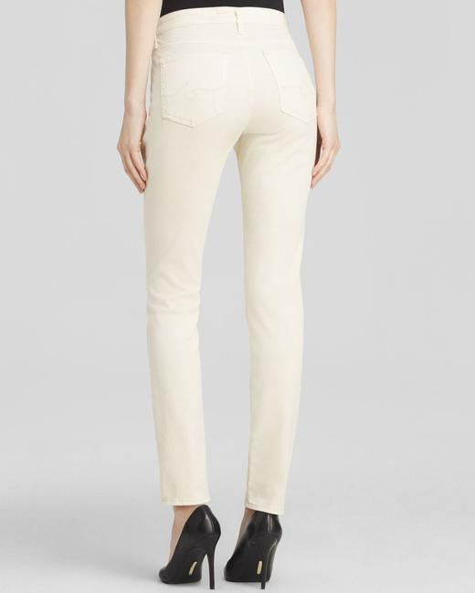 AG Adriano Goldschmied The Stilt Stretch Modal Soft Skinny Jeans-Light Wash Image 2