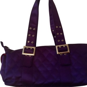 Mondani Satchel in Purple