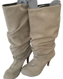 592c41351a3e Grey Christian Louboutin Boots   Booties - Up to 90% off at Tradesy