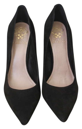 Preload https://img-static.tradesy.com/item/202305/vince-camuto-black-suede-vc-kain-pumps-size-us-9-0-0-540-540.jpg