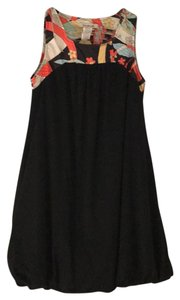 Goldfish short dress Black on Tradesy
