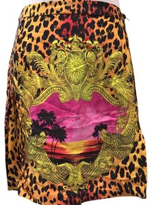 Versace for H&M Mini Skirt
