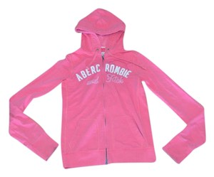 Abercrombie & Fitch Machine Washable Cute Skater Swag pink Jacket
