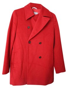 Max Mara Red Coat