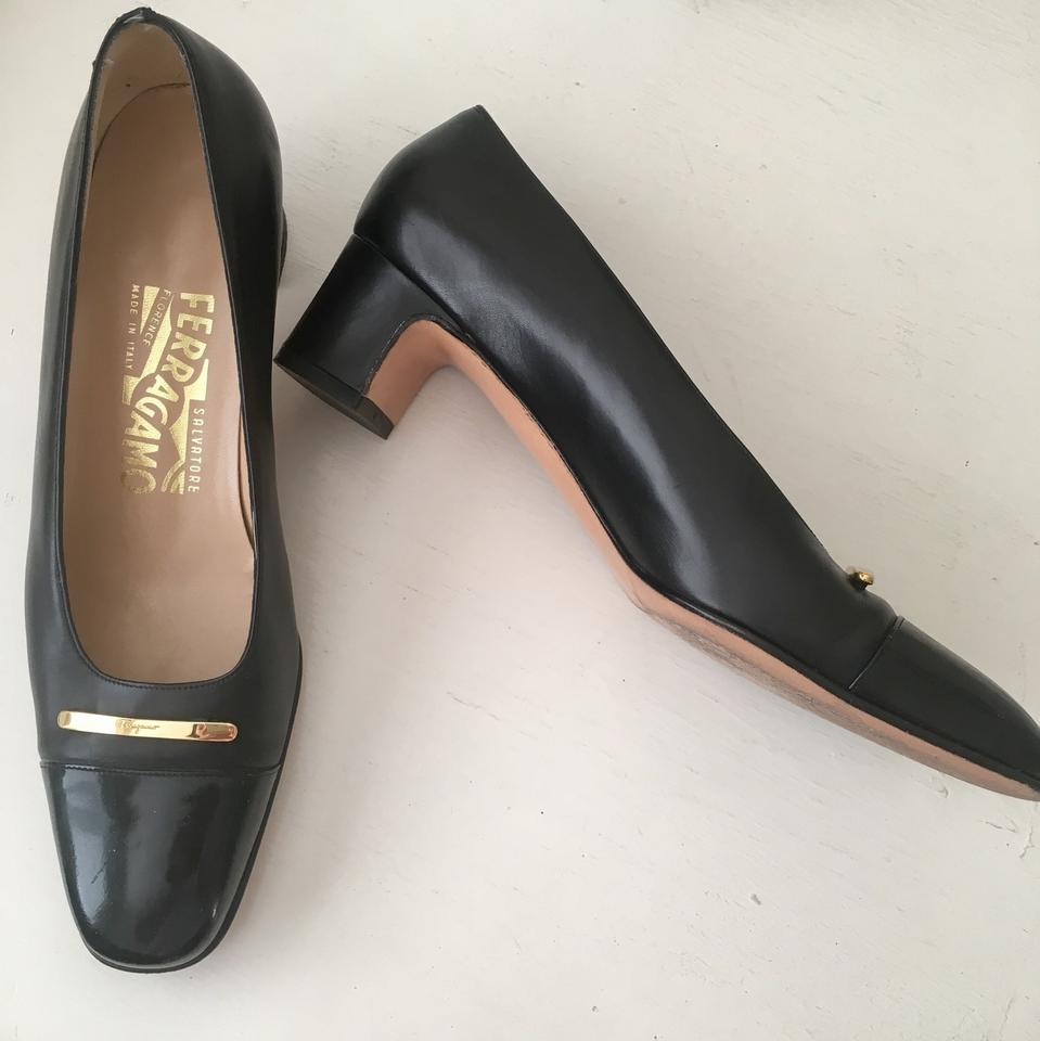 salvatore ferragamo pumps on sale 79 off pumps on sale. Black Bedroom Furniture Sets. Home Design Ideas