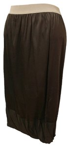 Rozae Nichols Rosae Skirt Chocolate Brown