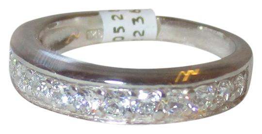 Preload https://img-static.tradesy.com/item/20230999/clear-sterling-silver-simulated-diamond-wedding-band-size-10-ring-0-1-540-540.jpg