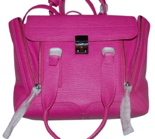 3.1 Phillip Lim Satchel in pink Image 11
