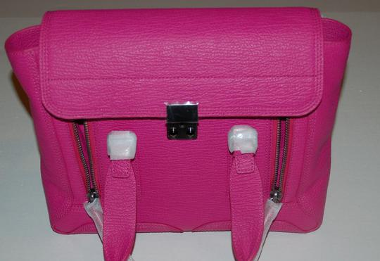 3.1 Phillip Lim Satchel in pink Image 8