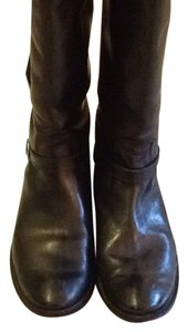 Frye Leather Made In Mexico black Boots