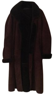 Jekel Paris Shearling Long Coat Fur Coat
