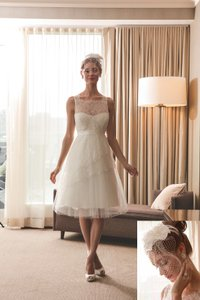 Jenny Yoo Bella Wedding Dress