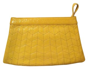 Goldenbleu Yellow Clutch