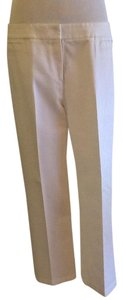 Lafayette 148 New York Made In China 85% Cotton Capri/Cropped Denim-Light Wash