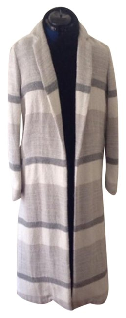 Item - Grey Multi Coat Size 4 (S)