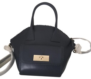 Kate Spade Satchel in Midnight Blue