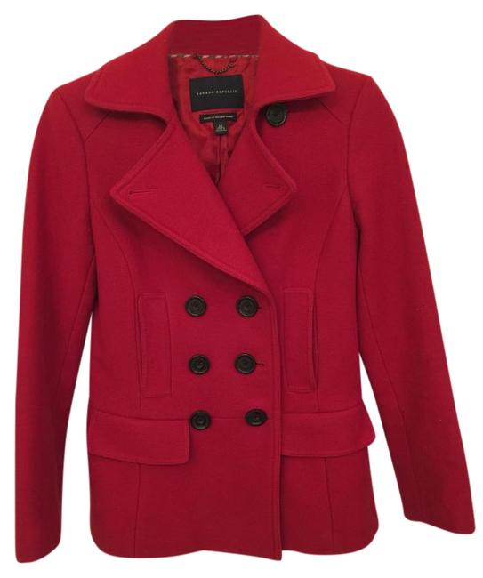 Preload https://img-static.tradesy.com/item/20231326/banana-republic-red-double-breasted-pea-coat-size-2-xs-0-1-650-650.jpg