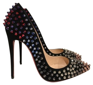 Christian Louboutin Sokate Kate Stiletto Spike black Pumps
