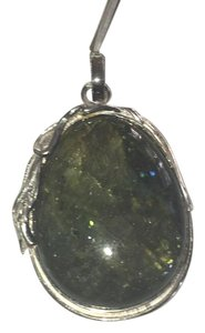 Wholesale - Sterling Silver Labradorite Pendant/ Necklace